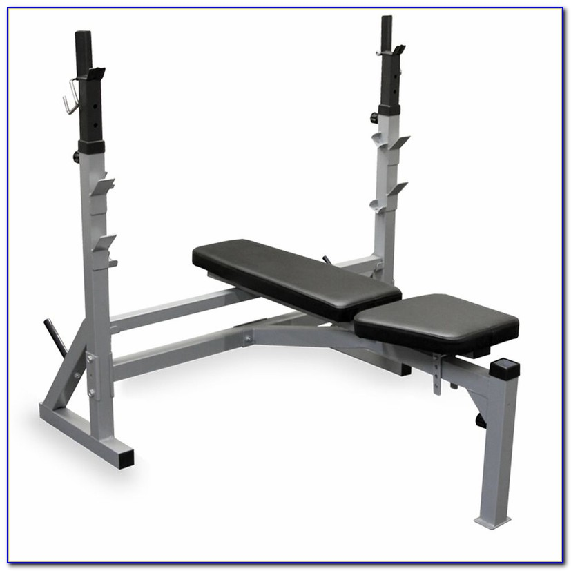 Olympic Style Weight Bench