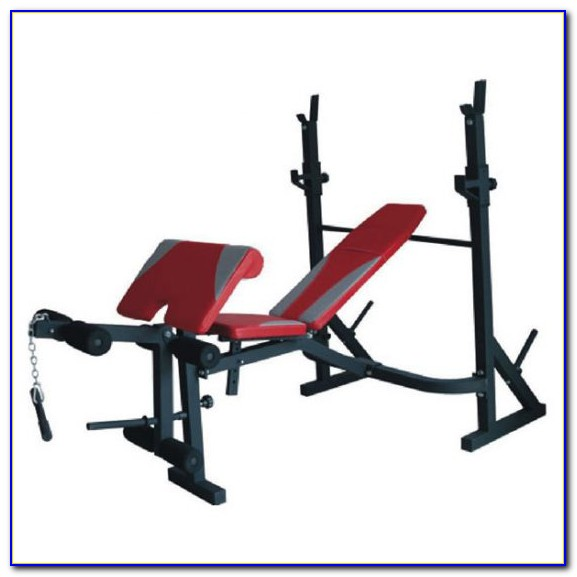 Olympic Weight Bench Sets