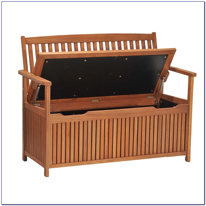 Outdoor Storage Bench Seat Australia