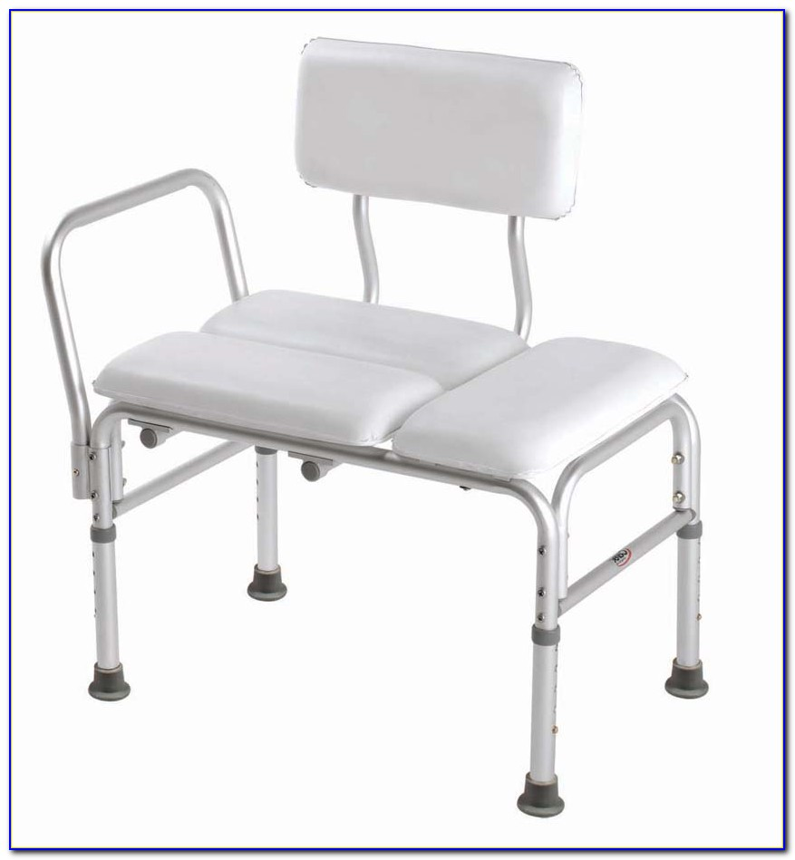 Padded Bathtub Transfer Bench