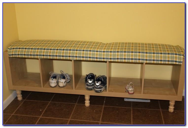 Prepac Furniture Shoe Storage Cubbie Entryway Bench