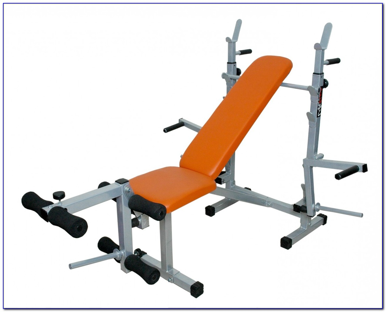Pure Fitness Multi Purpose Weight Bench