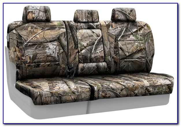 Realtree Bench Seat Covers