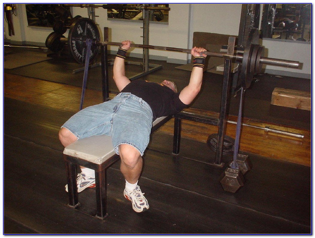 Resistance Band Bench Press Benefits