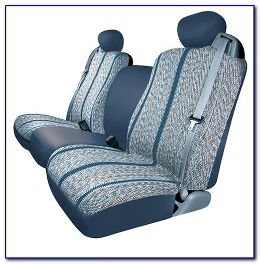 Saddle Blanket Bench Seat Covers For Trucks