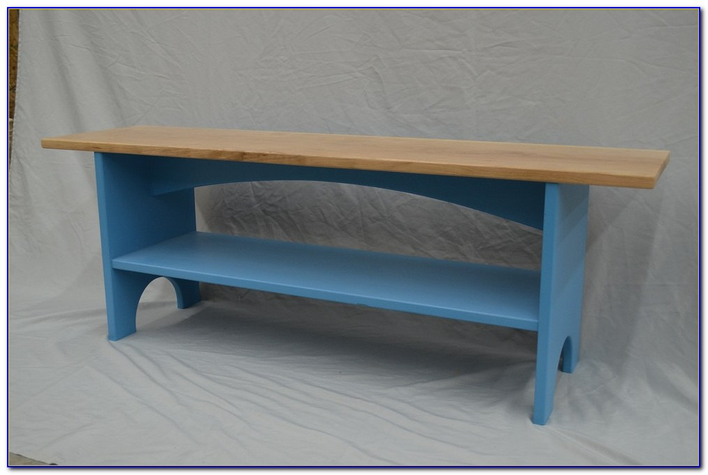 Seat Bench With Storage