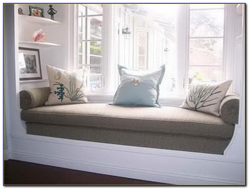 Seat Cushions For Window Benches