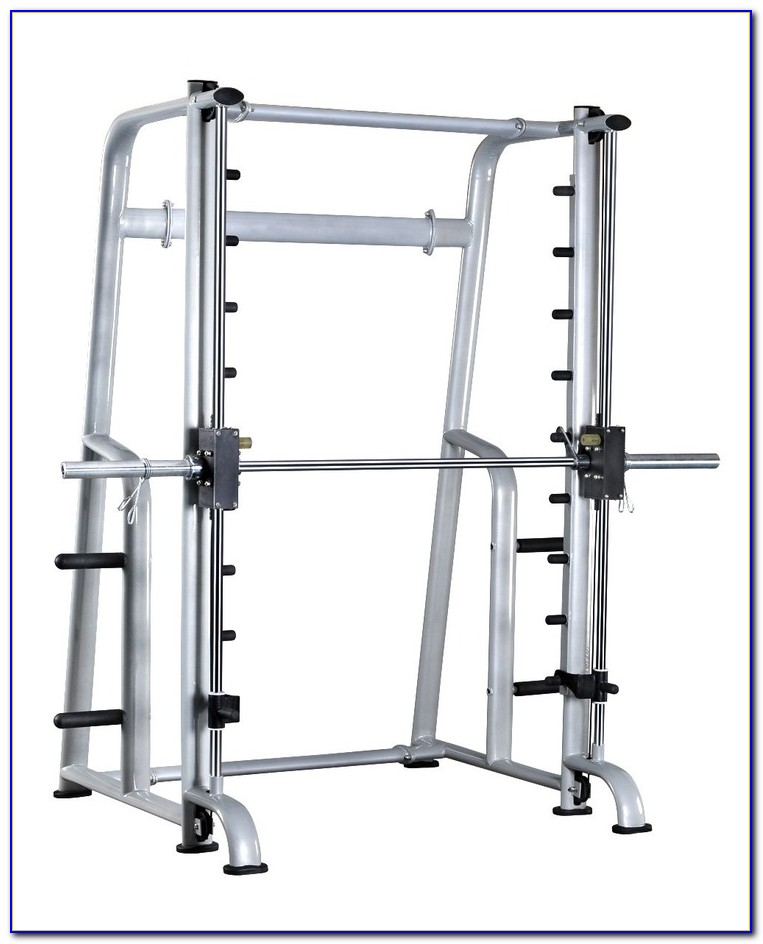 Self Spotting Weight Bench