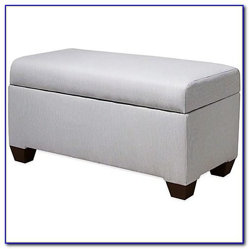 Skyline Furniture Cross Section Storage Bench