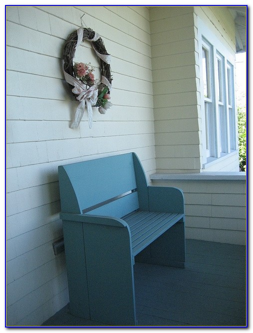 Small Benches For Front Porch