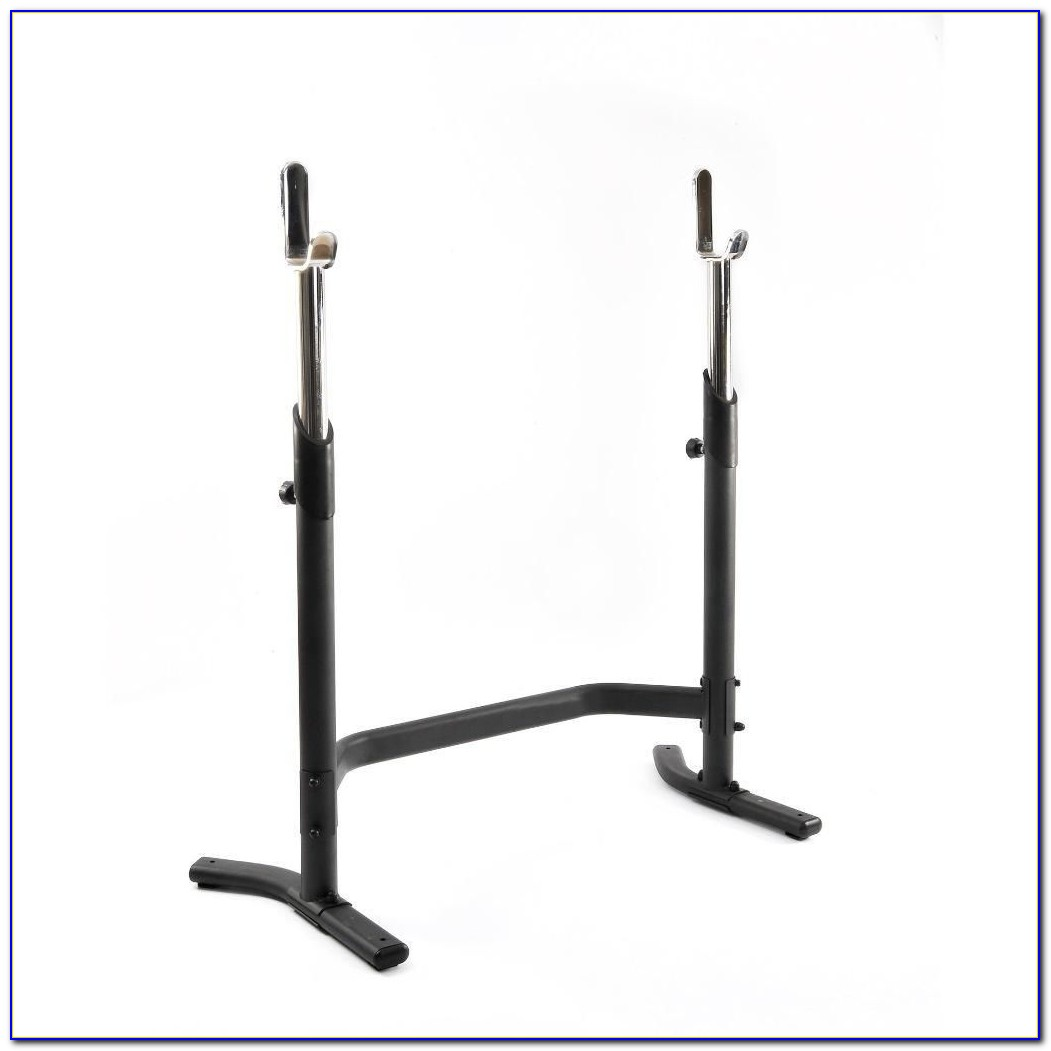 Squat Rack Bench Press Stand