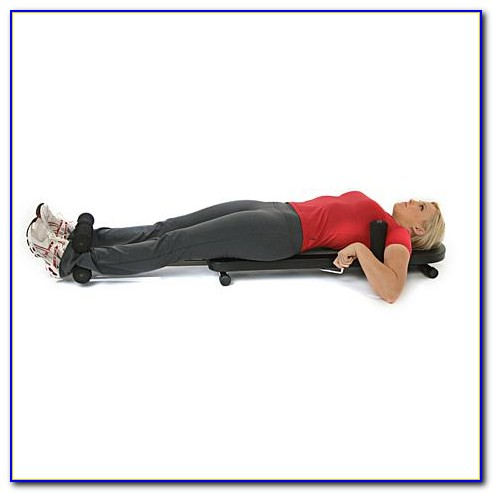 Stamina Inline Back Stretch Bench Manual