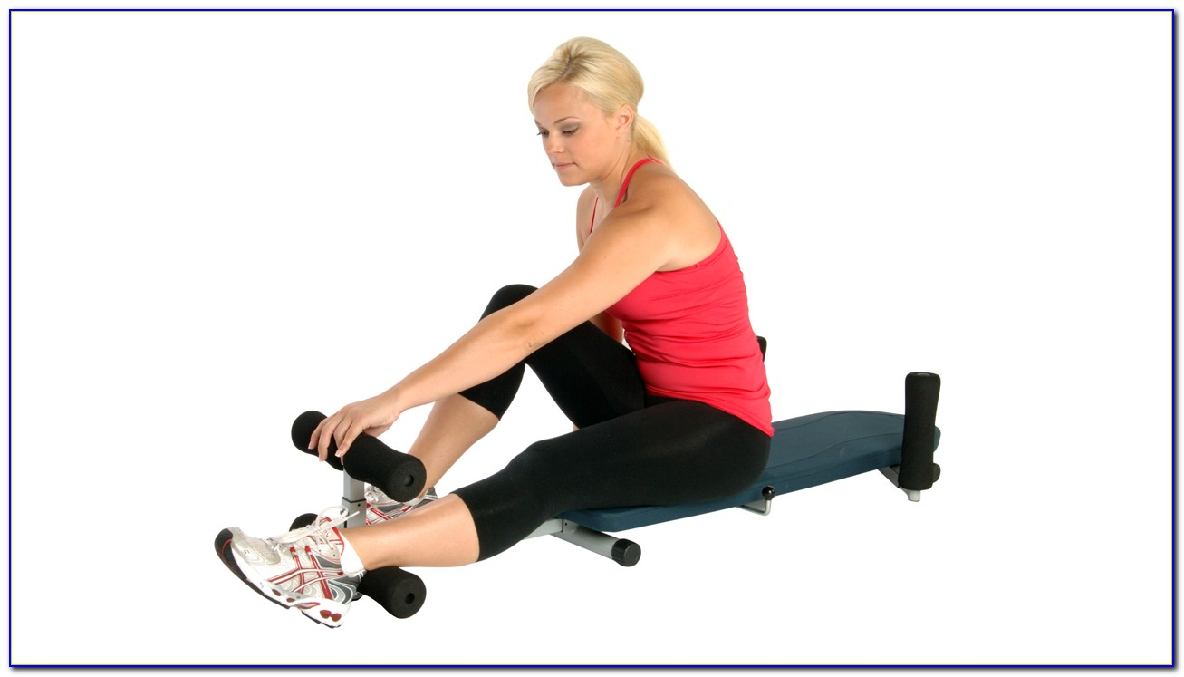 Stamina Inline Back Stretch Bench Uk