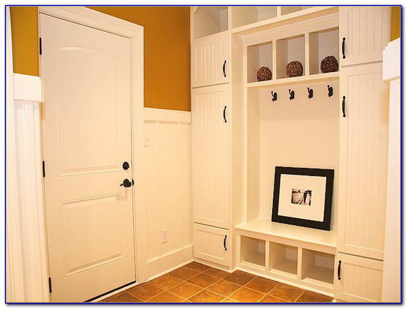 Storage Bench For Mudroom