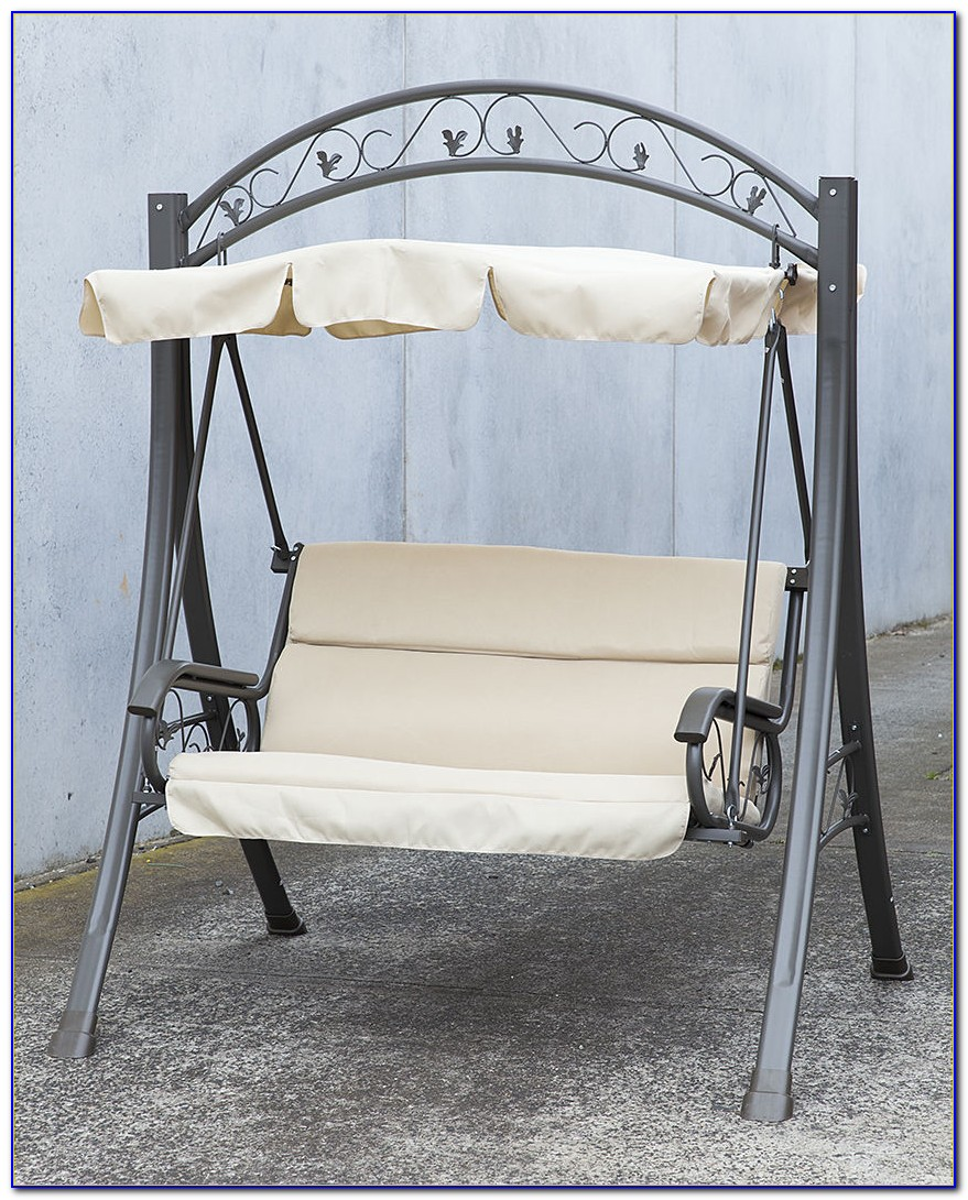 Swing Bench Canopy B&q
