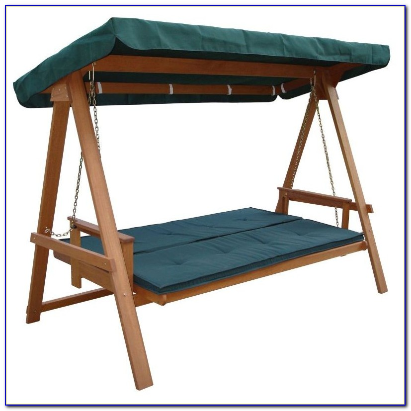 Swing Bench Canopy Cover
