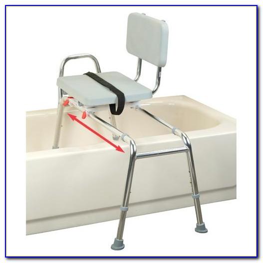 Swivel Sliding Transfer Bench