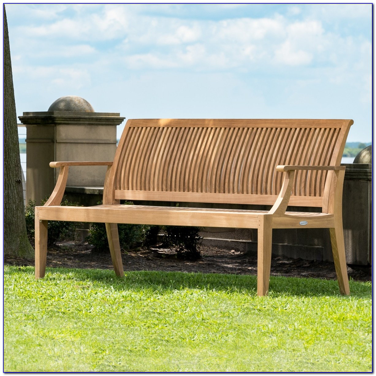 Teak Benches For Outdoors