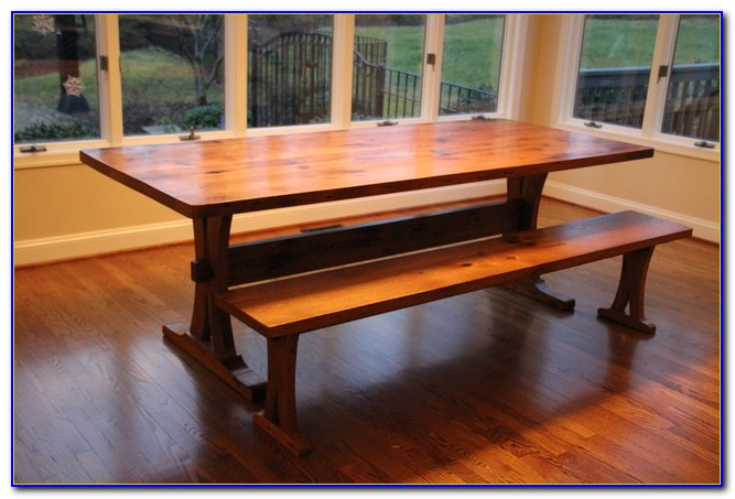 Trestle Table And Bench Hire London