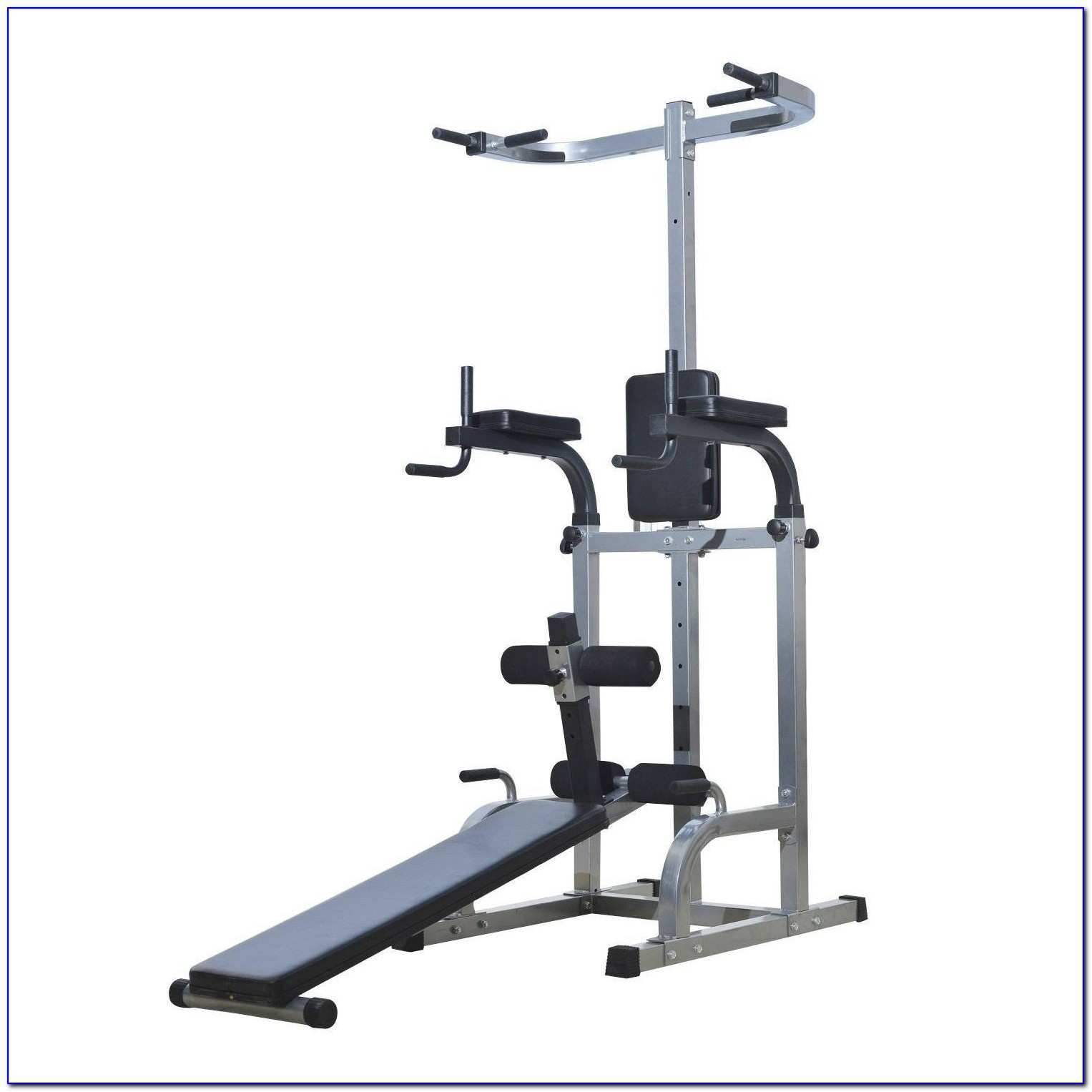 Ultrasport Adjustable All In One Weight Bench