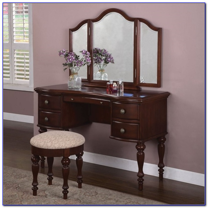 Vanity Tables With Mirror And Bench Australia