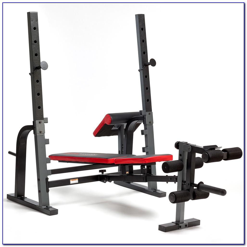 Weider Club Weight Bench