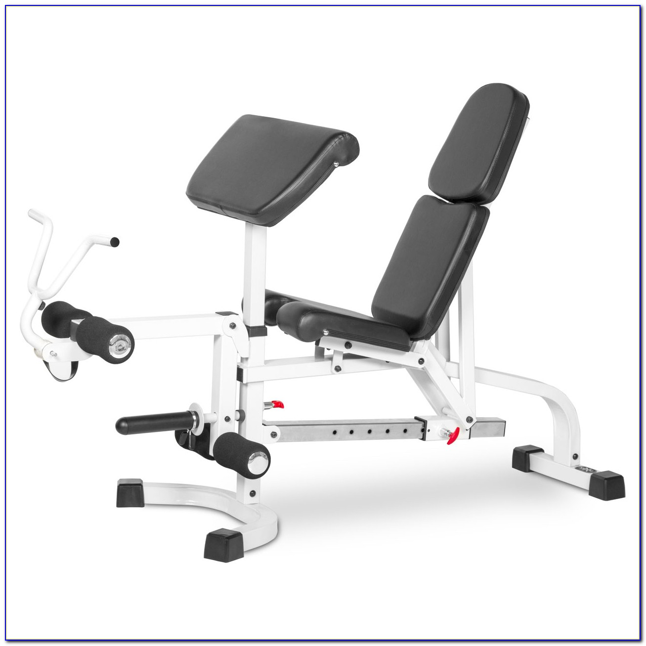 Weider Weight Bench With Leg Extension
