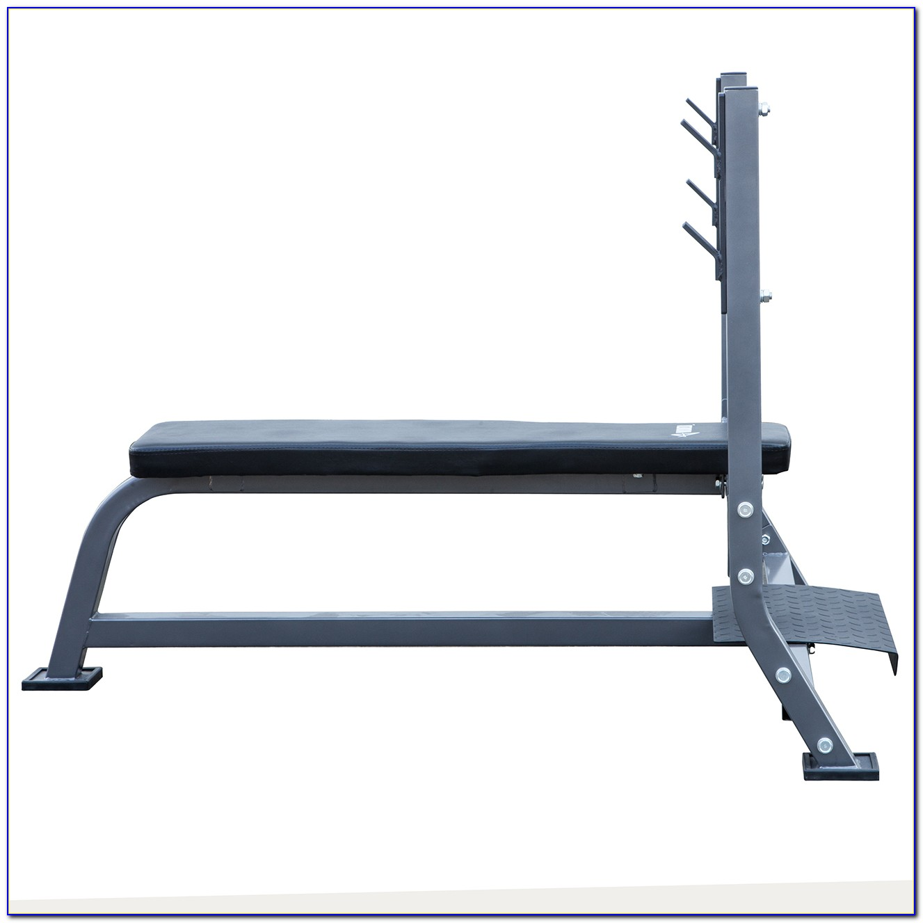 Weight Bench Spotter System