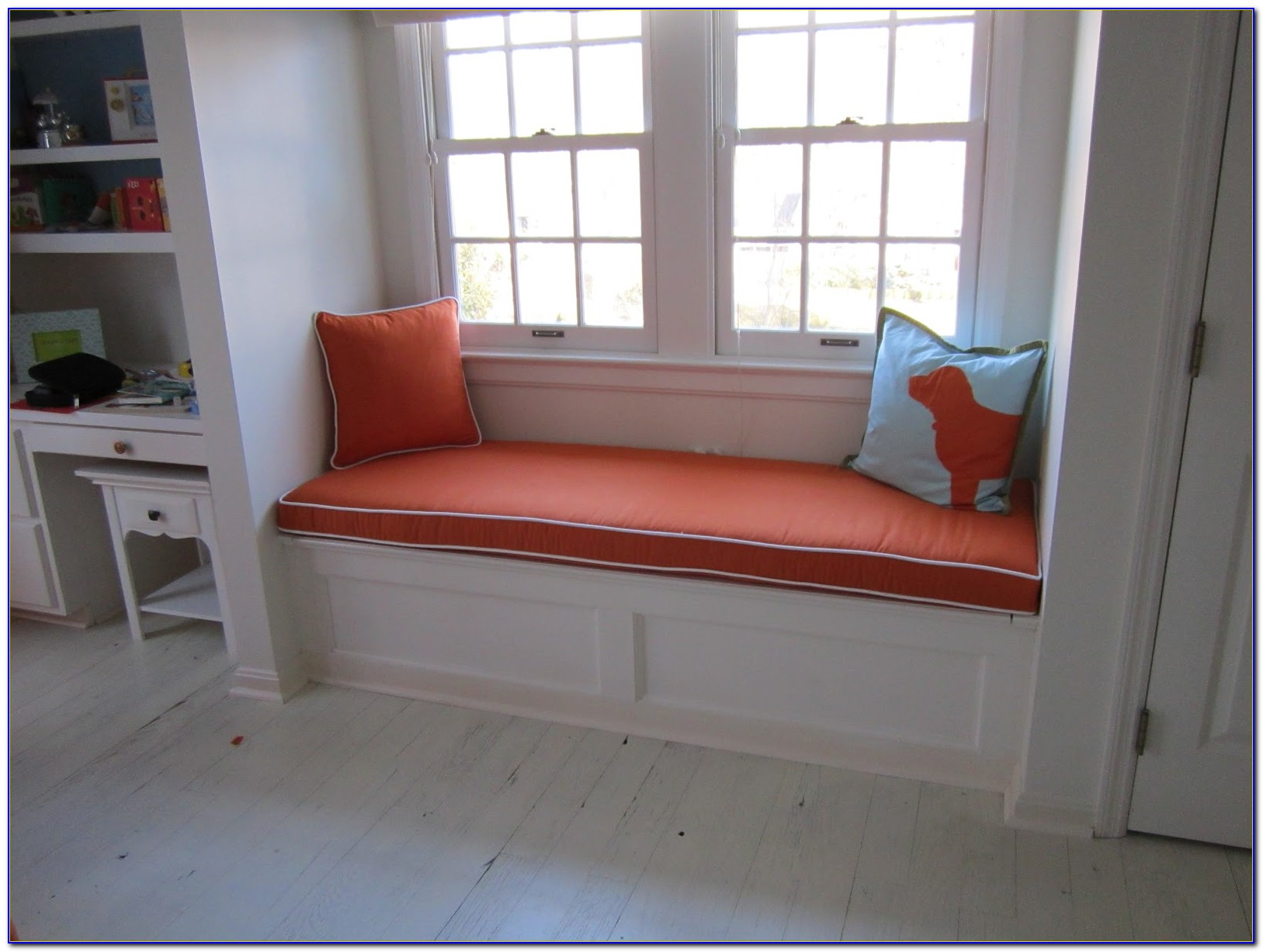 Window Bench Seat Cushion Pattern