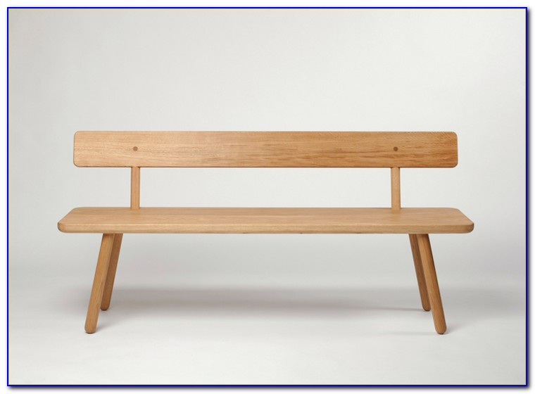 Wooden Benches With Backs Indoor