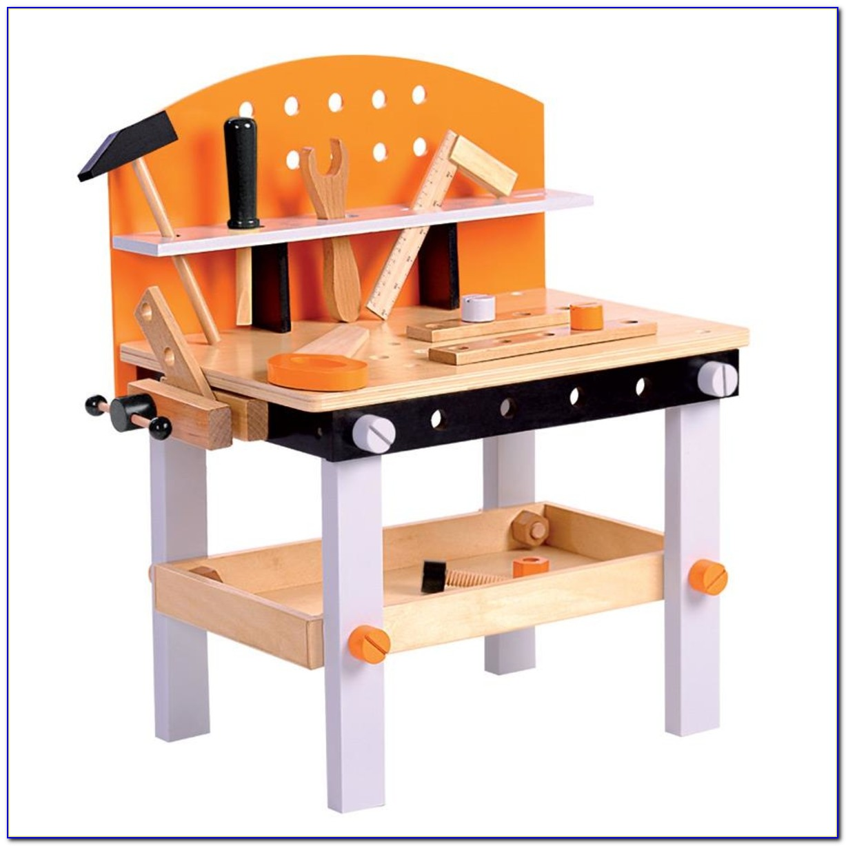 Wooden Toy Workbench Nz