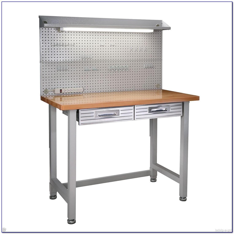Workbench Storage Drawers
