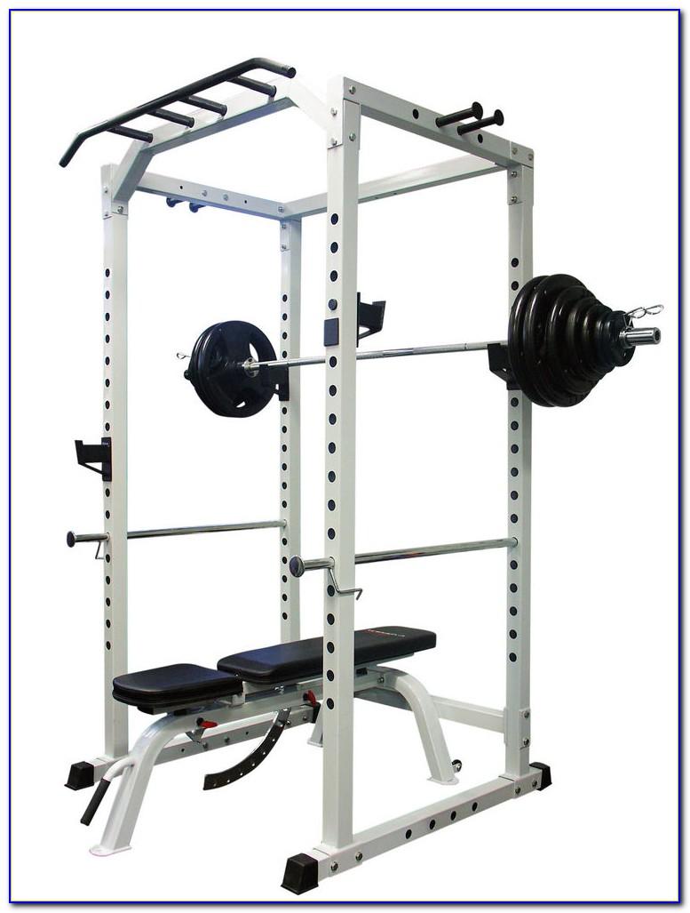 Xodus Weight Bench Squat Rack