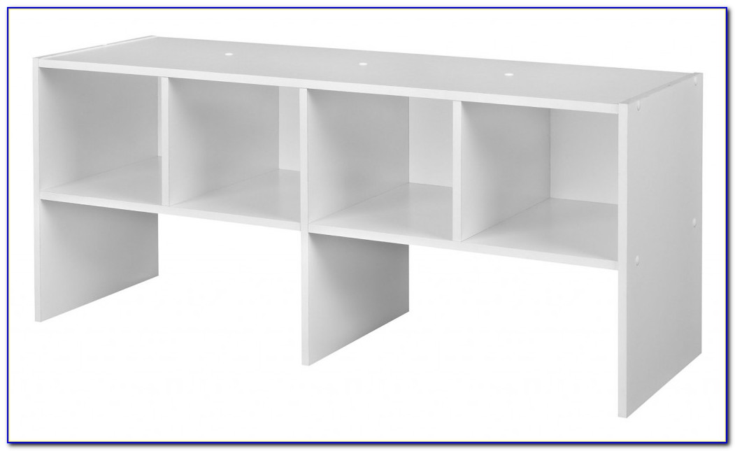 2 Shelf Bookcase White Ikea