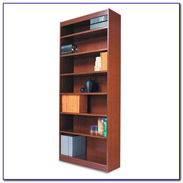7 Shelf Metal Bookcase