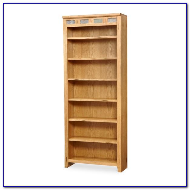 84 Inch Black Bookcase