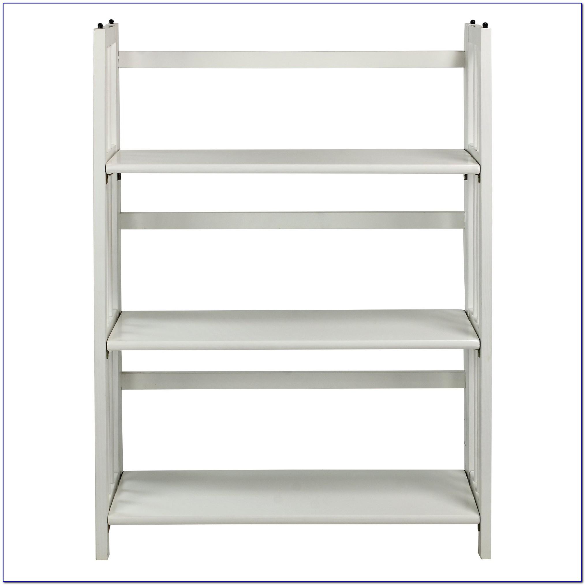 Ameriwood 3 Shelf Bookcase White Stipple