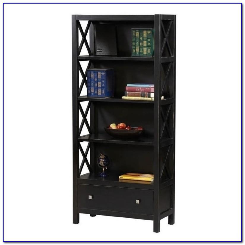 Ameriwood 5 Shelf Bookcase Black