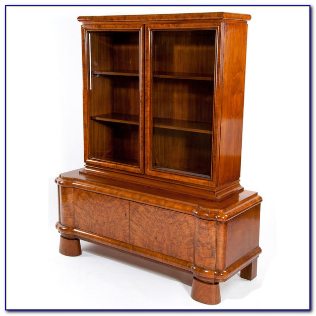 Art Deco Bookcase Ireland