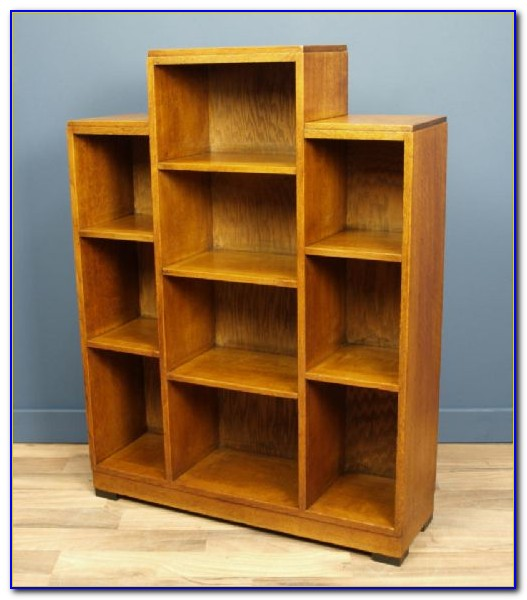 Art Deco Bookcase Uk