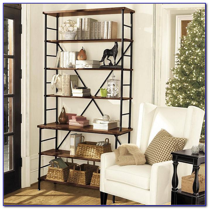 Ballard Design Bookcase