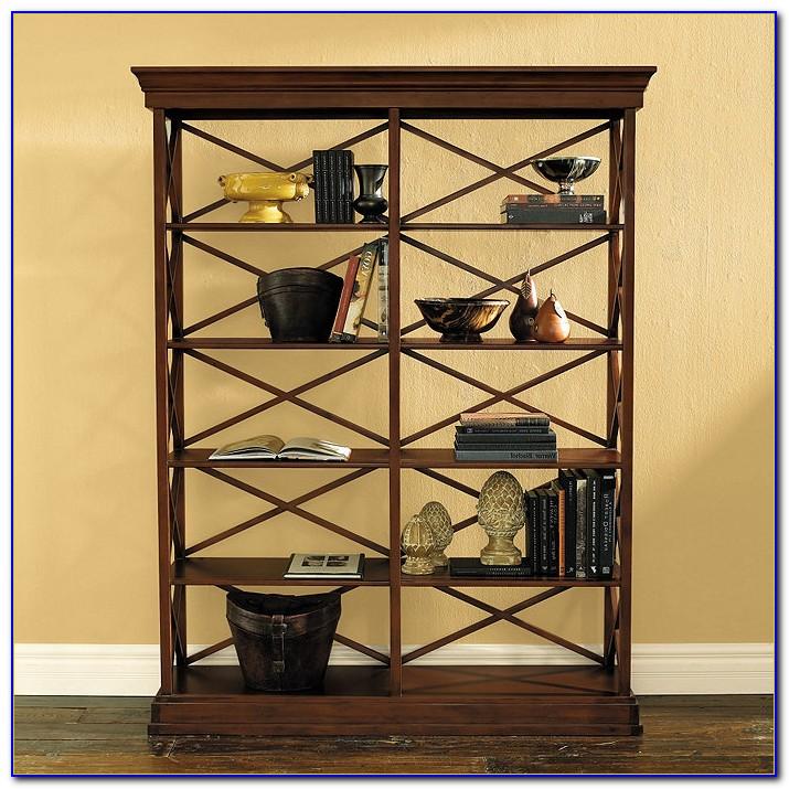 Ballard Designs Corner Bookcase
