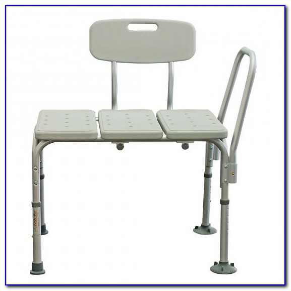 Bariatric Heavy Duty Bath Bench With Backrest