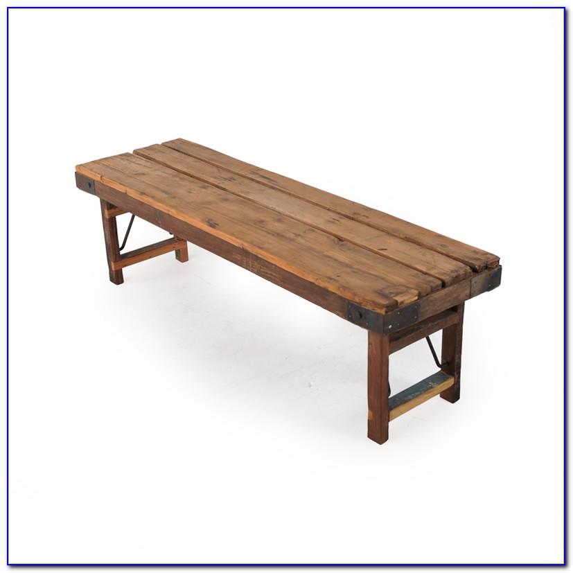Bench Picnic Table Transformer