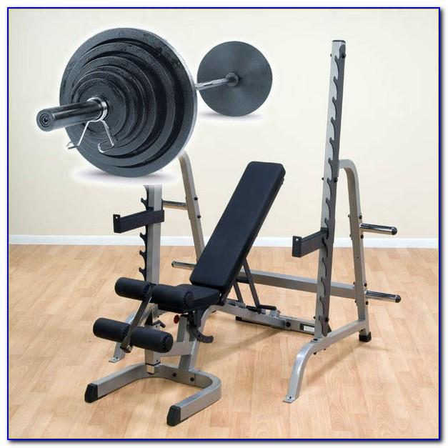 Bench Press Weight Set Ebay