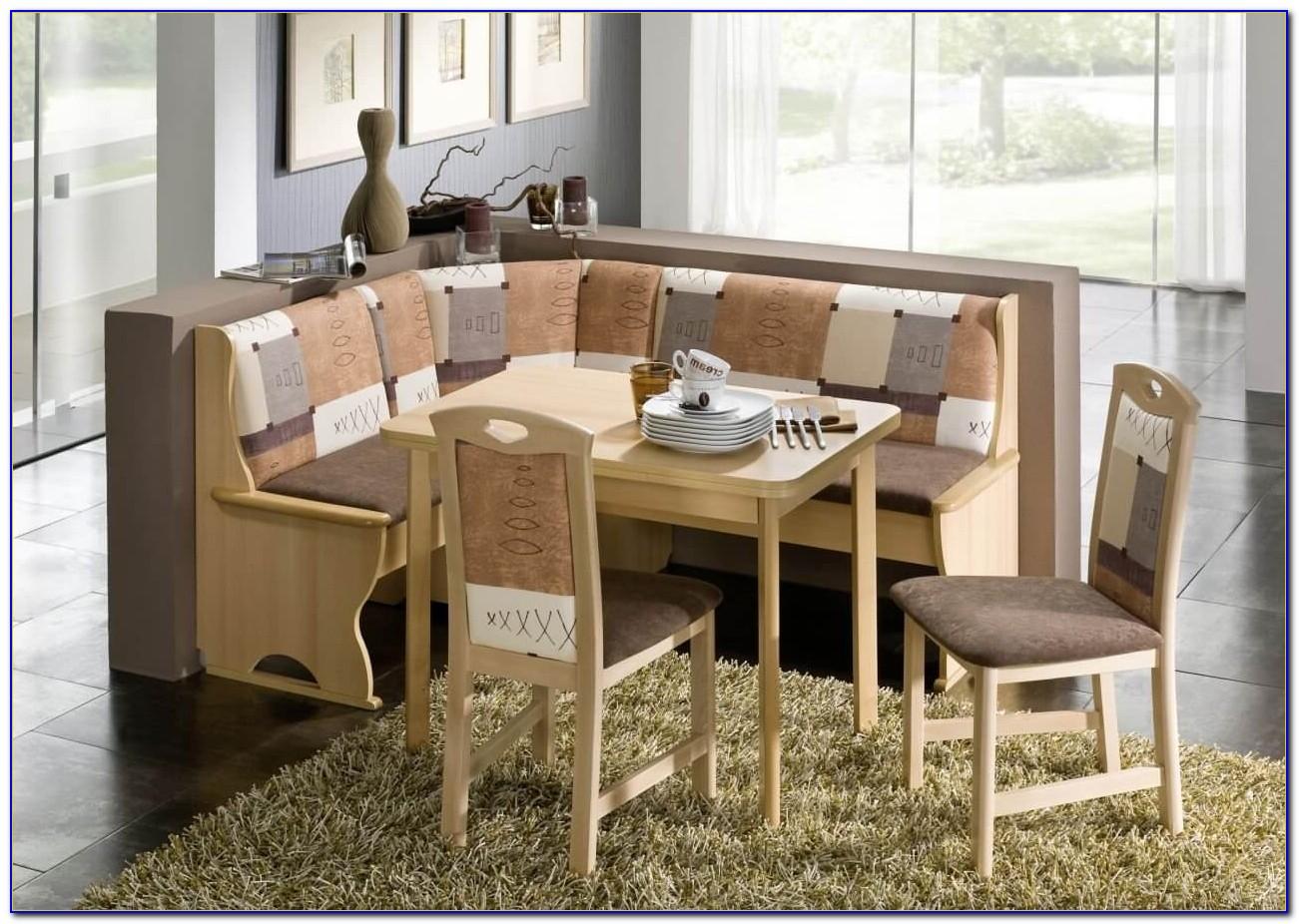 Bench Seat Dining Room Set