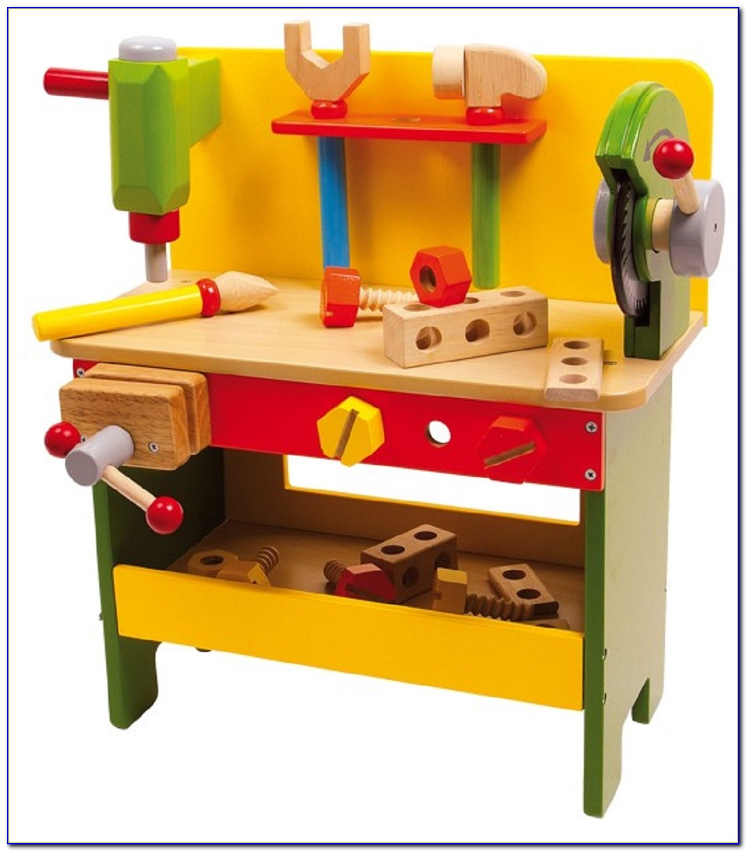Best Wooden Work Bench Toy