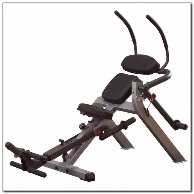Bfab20 Semi Recumbent Ab Bench