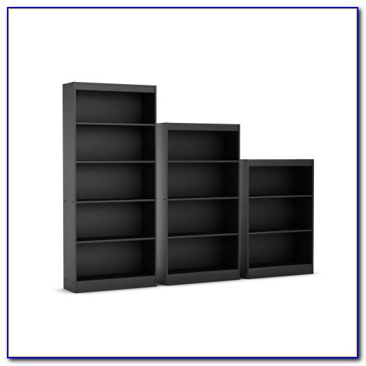 Black 5 Shelf Bookcase Target