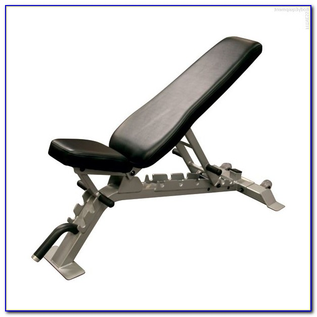 Body Solid Powerline Utility Weight Bench